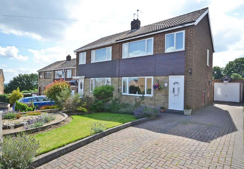 3 Bedrooms Semi Detached House for sale in Moxon Street, Outwood, Wakefield