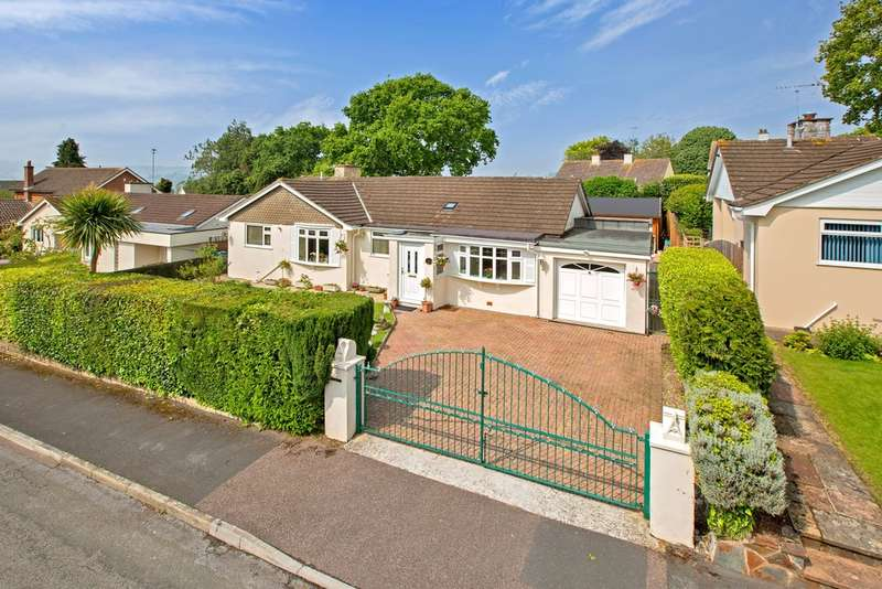 3 Bedrooms Detached Bungalow for sale in Moors Park, Bishopsteignton