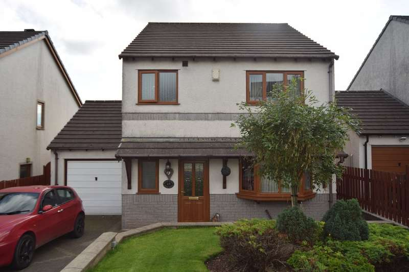 3 Bedrooms Detached House for sale in High Bank, Dalton-in-Furness, LA15 8JB