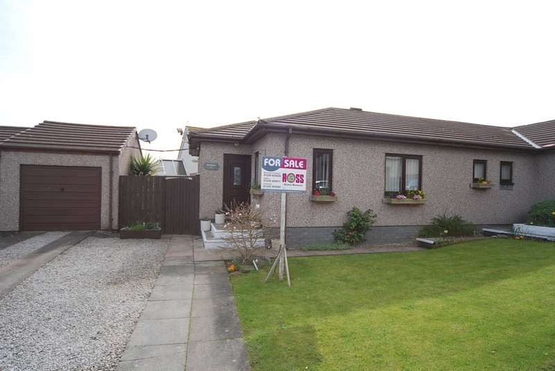 2 Bedrooms Semi Detached Bungalow for sale in Estuary Park, Askam-in-Furness, Cumbria, LA16 7JA