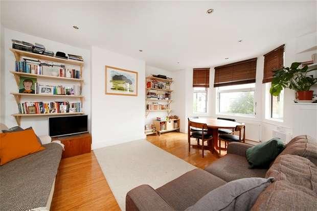 2 Bedrooms Flat for sale in Deerbrook, Herne Hill