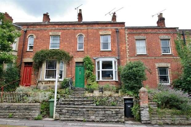 3 Bedrooms Terraced House for sale in Lambrook Street, Glastonbury