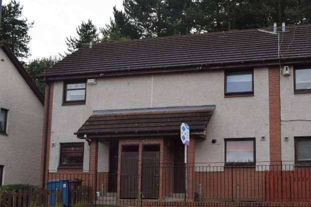 2 Bedrooms Terraced House for sale in 125b Dormanside Road, Pollok, G53