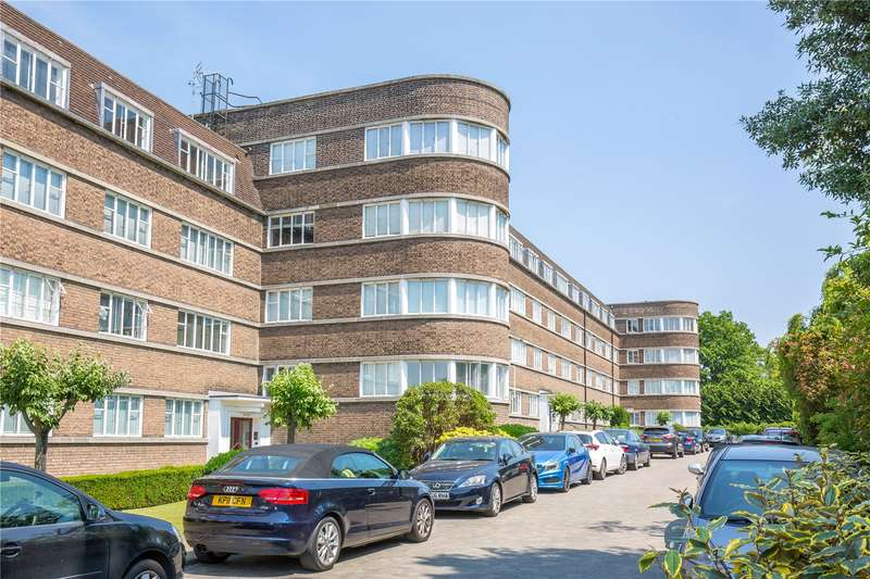 2 Bedrooms Apartment Flat for sale in Belvedere Court, Hampstead Garden Suburb, London, N2
