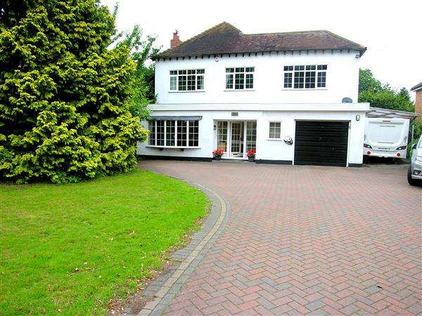6 Bedrooms Detached House for sale in Coleshill Road, Marston Green