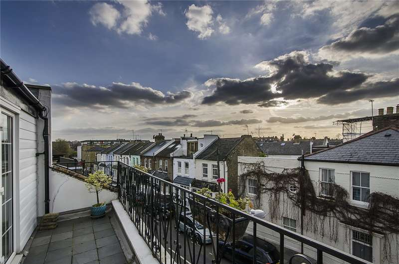 3 Bedrooms Terraced House for sale in Mascotte Road, London, SW15