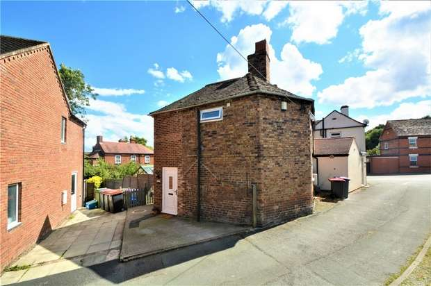 2 Bedrooms End Of Terrace House for sale in 45 Bridle Road, Madeley, Telford, Shropshire