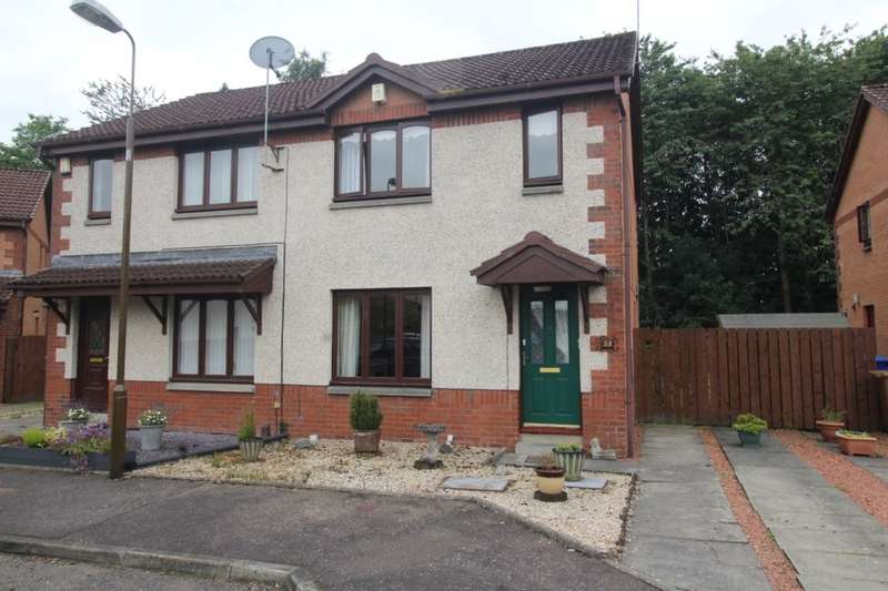 3 Bedrooms Semi Detached House for sale in Foxknowe Place, Livingston, EH54