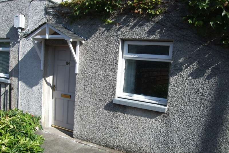 1 Bedroom Flat for sale in Lockerbie Road, Dumfries, DG1