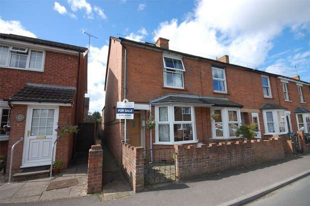 3 Bedrooms End Of Terrace House for sale in Willow Road, Aylesbury, Buckinghamshire