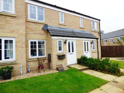 2 Bedrooms Terraced House for sale in Beech View Drive, Buxton, Derbyshire