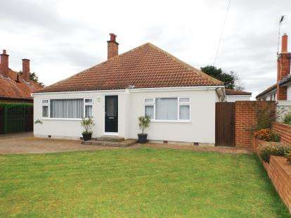 3 Bedrooms Bungalow for sale in Hill Rise, Middleton One Row, Darlington