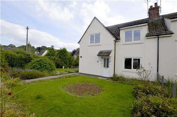 3 Bedrooms Semi Detached House for sale in Dudbridge Hill, Stroud, Gloucestershire, GL5 3HR