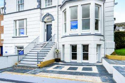 Flat for sale in Orme Court, 2 Abbey Road, Llandudno, Conwy, LL30