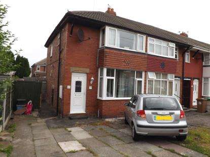 3 Bedrooms End Of Terrace House for sale in Batey Avenue, Prescot, Merseyside, L35