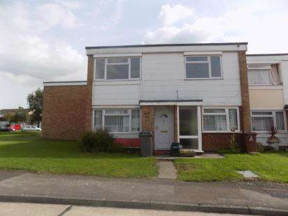 2 Bedrooms Maisonette Flat for sale in Chelmsford, Essex