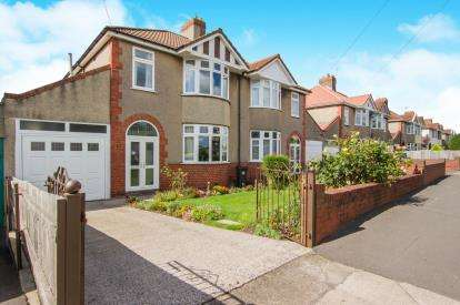 3 Bedrooms Semi Detached House for sale in West Town Lane, Brislington, Bristol