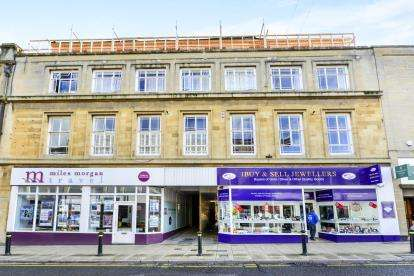 1 Bedroom Flat for sale in 19-20 High Street, Yeovil, Somerset
