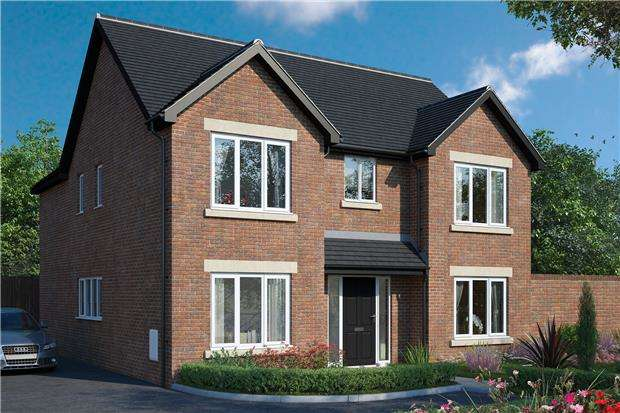 4 Bedrooms Semi Detached House for sale in The Wroughton, Hardwicke Grange, Gloucester.