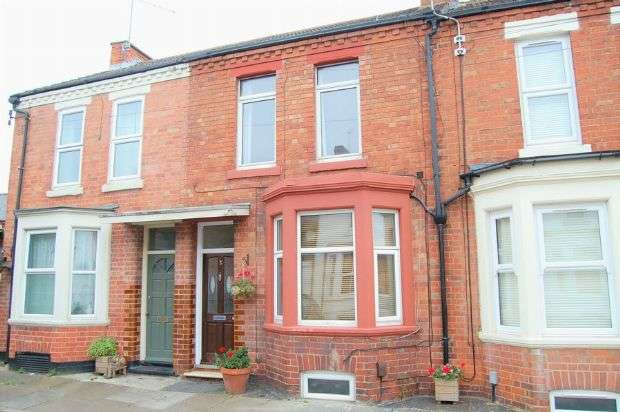 2 Bedrooms Terraced House for sale in Sheriff Road, Abington, Northampton NN1 4LT