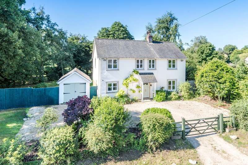 4 Bedrooms Detached House for sale in West Street, Great Somerford