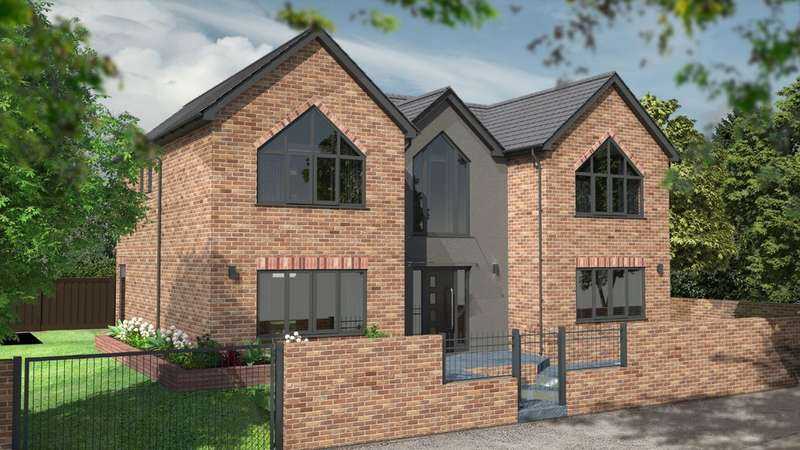 4 Bedrooms Detached House for sale in Falmouth Avenue, Highams Park