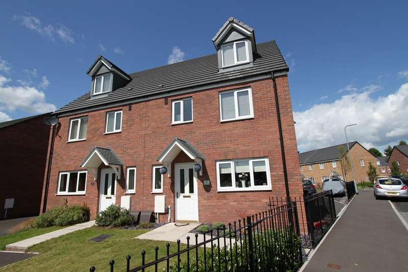4 Bedrooms Detached House for sale in Cefn Adda Close, Newport