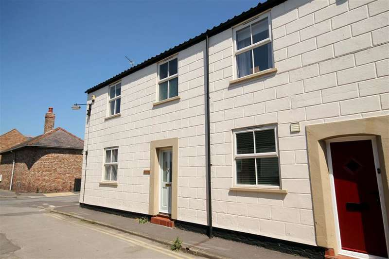 3 Bedrooms Cottage House for sale in Cinder Lane, Heworth, York, YO31 7TP