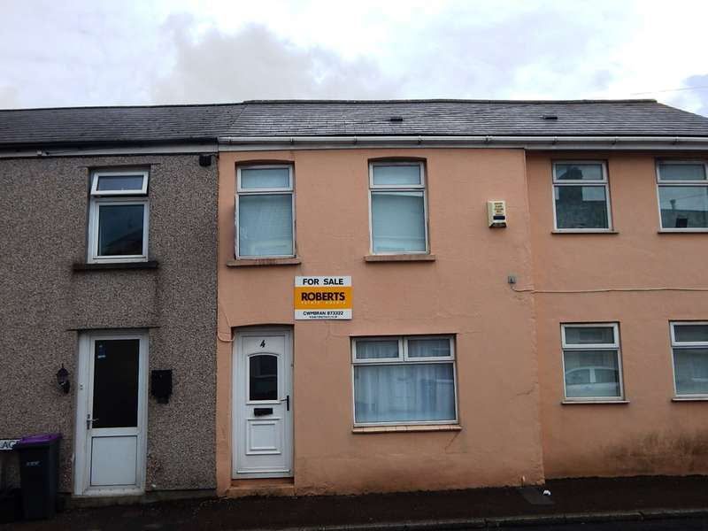 3 Bedrooms End Of Terrace House for sale in Grosvenor Place, Sebastopol, PONTYPOOL, NP4