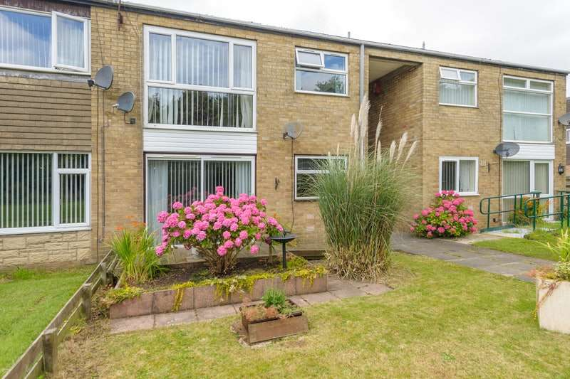 1 Bedroom Flat for sale in longridge Way, Cramlington, Northumberland, NE23