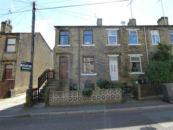 2 Bedrooms Terraced House for sale in Ravensknowle Road, Huddersfield