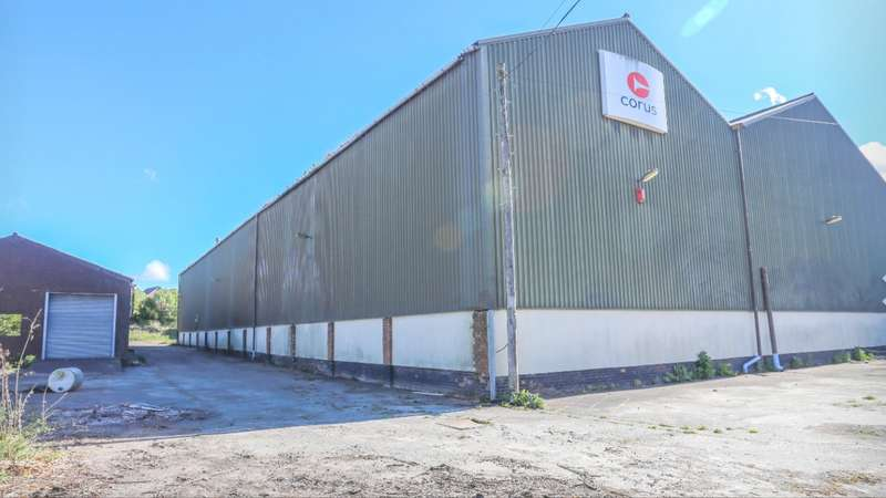 Commercial Property for sale in Barnfield Road, Tipton, West Midlands