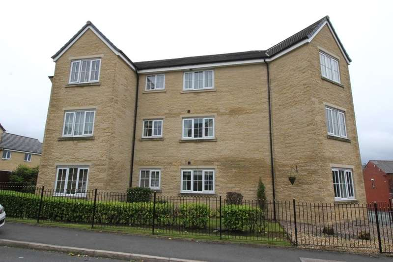2 Bedrooms Flat for sale in Painter Court, Darwen, BB3