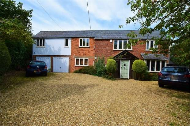 4 Bedrooms Detached House for sale in Willow Lane, Great Houghton, NORTHAMPTON