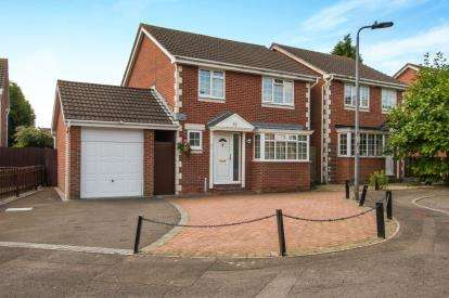 4 Bedrooms Detached House for sale in Crows Grove, Bradley Stoke, Bristol, Gloucestershire