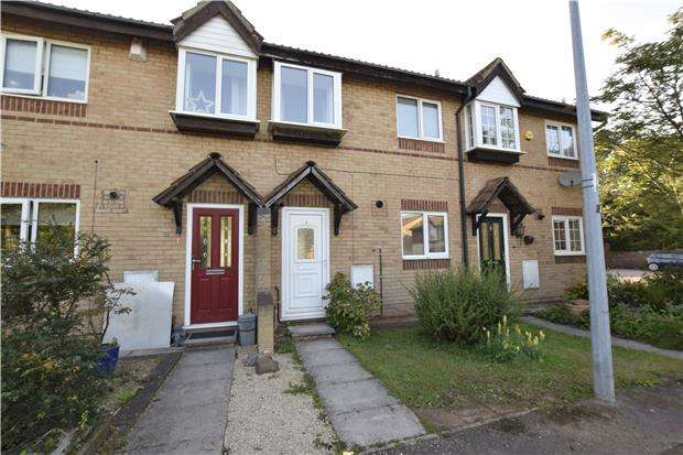 2 Bedrooms Terraced House for sale in Hadley Court, BRISTOL, BS30 8GE