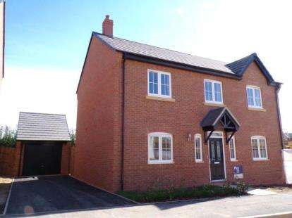 4 Bedrooms Detached House for sale in Montague Court, Birmingham Road, Stratford-Upon-Avon