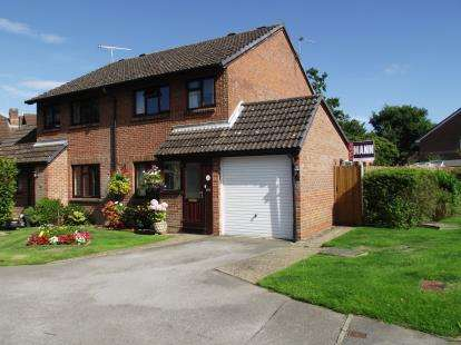 3 Bedrooms Semi Detached House for sale in West Totton, Southampton, Hampshire