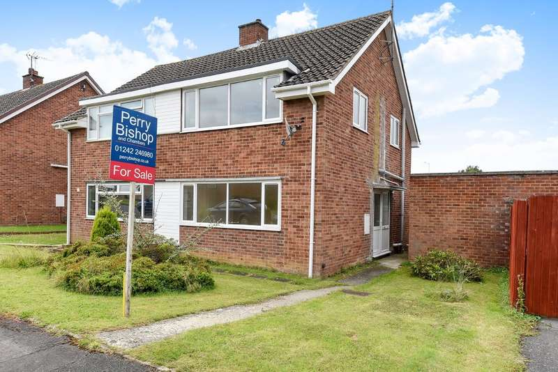 3 Bedrooms Semi Detached House for sale in Brockworth, Gloucester