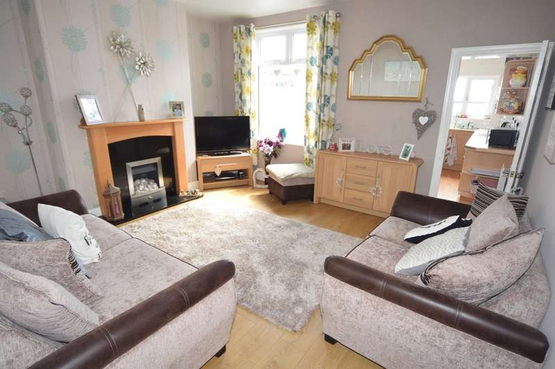 2 Bedrooms Terraced House for sale in Aberdare Street, Barrow-in-Furness, Cumbria, LA14 2TA