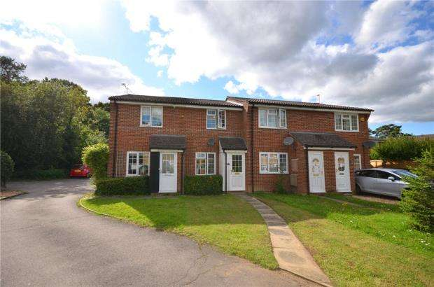 2 Bedrooms Terraced House for sale in Mulberry Way, Chineham, Basingstoke