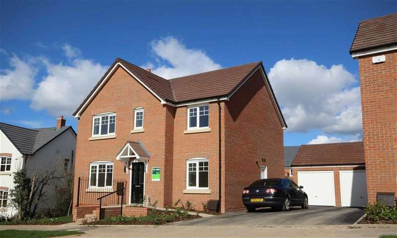 5 Bedrooms Detached House for sale in Mallory Grange, Leamington Spa, Warwickshire, CV31