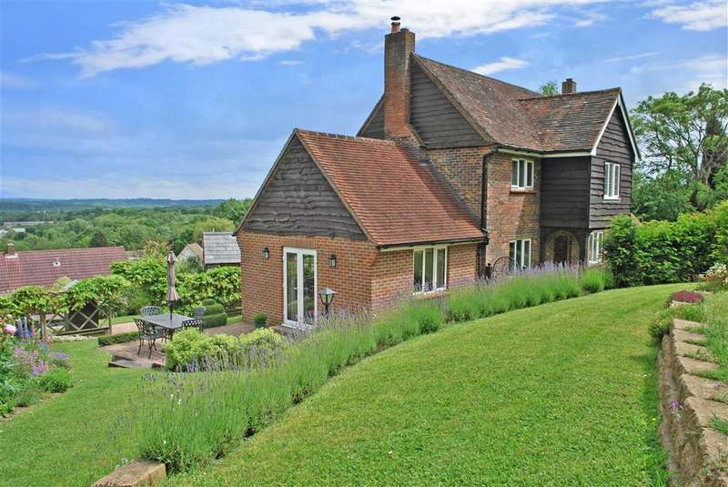3 Bedrooms Detached House for sale in Top Road, Sharpthorne, West Sussex