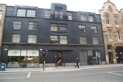 1 Bedroom Flat for rent in Ingram Street, Merchant City, G1