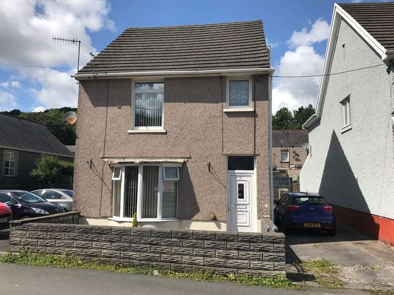 3 Bedrooms Detached House for sale in Swanfield, Ystalyfera, SWANSEA