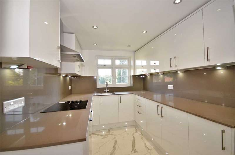2 Bedrooms Apartment Flat for sale in Lavender Hill, London