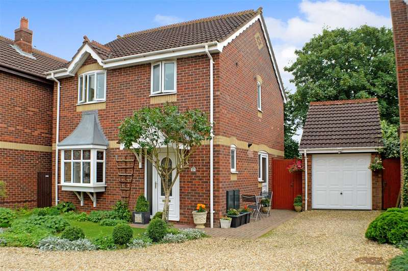 3 Bedrooms Detached House for sale in Barnes Close, Sleaford