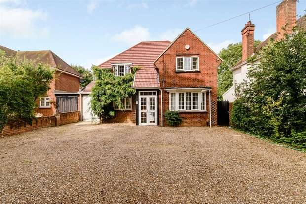 4 Bedrooms Detached House for sale in Langley Road, Slough, Berkshire