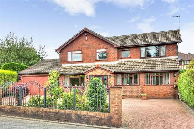 5 Bedrooms Detached House for sale in Bittern Close, Rochdale, Lancashire