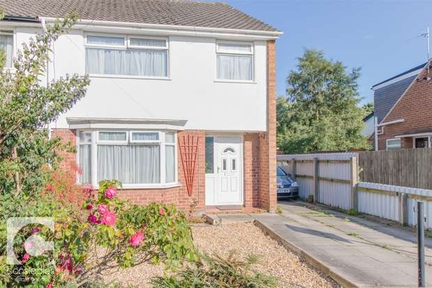 3 Bedrooms Semi Detached House for sale in The Priory, Neston, Cheshire
